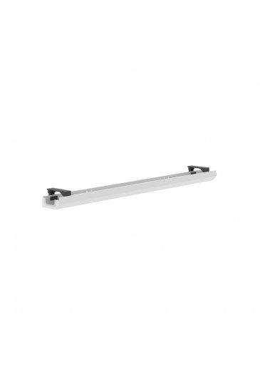 Σταθμός εργασίαςς με ηχοαπορροφητικό πανέλο ΜΟΝΟ με ύφασμα